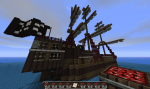 Minecraft – Super Pirate Battle Royale