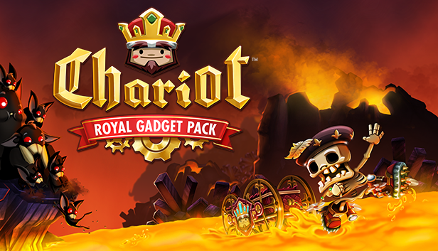 Chariot - The Royal Gadget Pack DLC