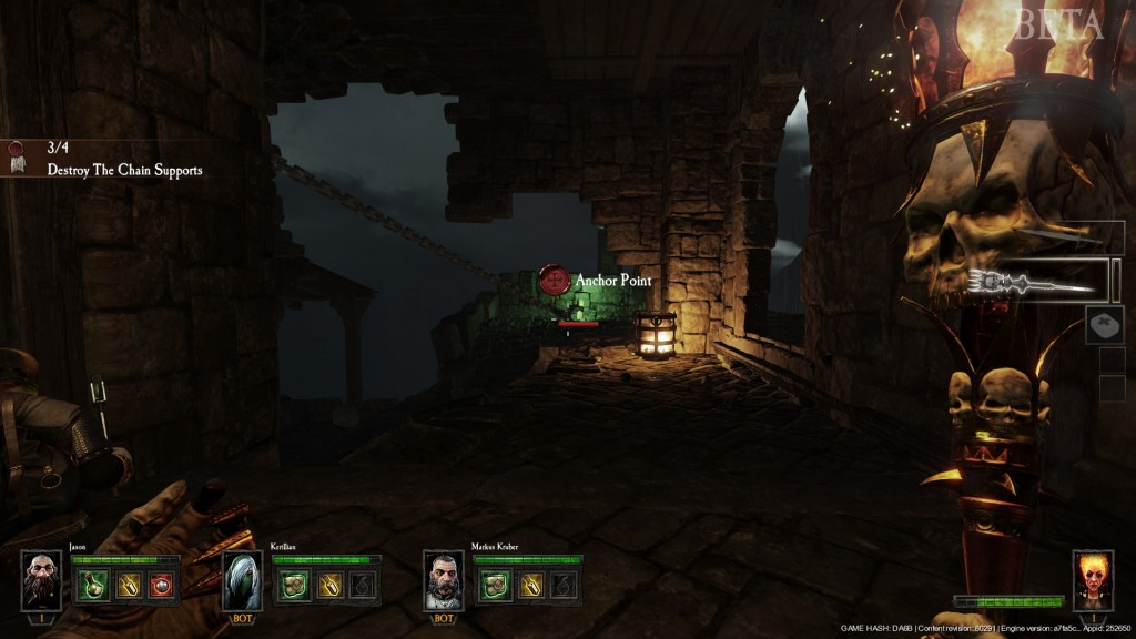Vermintide Screaming Bell Anchor Point
