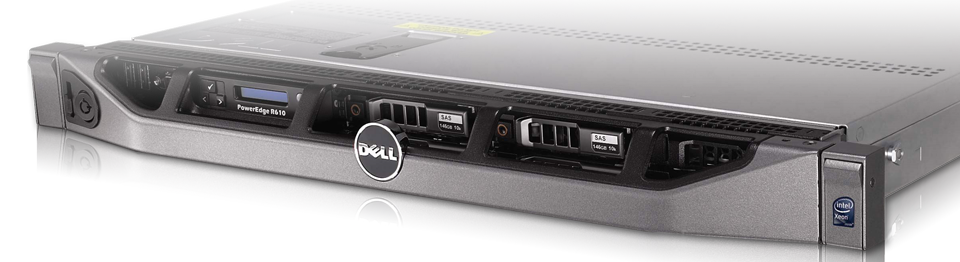 Rack Mount Server - Dell PowerEdge R610